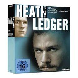 Film: Heath Ledger Collection  von Heath Ledger, Johnny Depp mit Heath Ledger, Johnny Depp, Geoffrey Rush, Kate Hudson