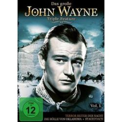 Film: Das große John Wayne Triple Feature - Vol. 1  von John Ford von John Wayne, Ray Corrigan mit John Wayne, Ray Corrigan
