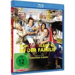 Film: Zum Glück bleibt es in der Familie  von Christian Clavier mit Christian Clavier, Jean Reno, Muriel Robin