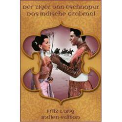 Film: Fritz Lang Indien-Edition, 2 DVD  von Fritz Lang  von Fritz Lang  von Fritz Lang  mit Debra Paget, Paul Hubschmid, Walter Reyer, Claus Holm, Luciana Paluzzi, Valéry Inkijinoff, Sabine Bethmann,