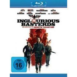 Film: Inglourious Basterds (Blu-ray)  von Quentin Tarantino, Brad Pitt, Christoph Waltz, Mélanie Laurent von Quentin Tarantino von Mlanie Laurent Brad Pitt Christoph Waltz mit Brad Pitt, Diane