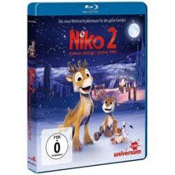 Film: Niko 2 - Kleines Rentier, großer Held  von Kari Juusonen, Jørgen Lerdam mit Yvonne Catterfeld, Klaus-Dieter Klebsch