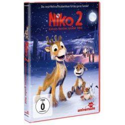 Film: Niko 2- Kleines Rentier, großer Held  von Kari Juusonen, Jørgen Lerdam mit Yvonne Catterfeld, Klaus-Dieter Klebsch