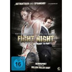 Film: Fight Night  - Get ready to fight!  von Ian Shorr von Jonathan Dillon mit Chad Ortis, Rebecca Neuenswander, Kurt Hanover