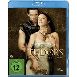 Film: Die Tudors - Season 2  von Jonathan Rhys-Meyers, Henry Cavill von Steve Shill, Ciaran Donnelly mit Jonathan Rhys Meyers, Henry Cavill, Natalie Dormer, Maria Doyle Kennedy, Nick Dunning, James