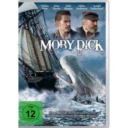 Film: Moby Dick (TV 2011)  von Herman Melville von Mike Barker von William Hurt, Ethan Hawke mit William Hurt, Ethan Hawke, Charlie Cox, Gillian Anderson, Eddie Marsan, Donald Sutherland