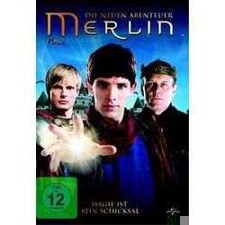 Film: Merlin-Vol.2  von Ed Fraiman von Richard Wilson Colin Morgan Bradley James mit Colin Morgan, Bradley James, Richard Wilson