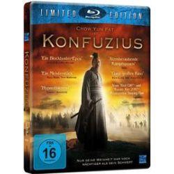 Film: Konfuzius Limited Edition (Blu-ray)  von Hu Mei mit Chow Yun Fat, Zhou Xun, Chen Jianbin