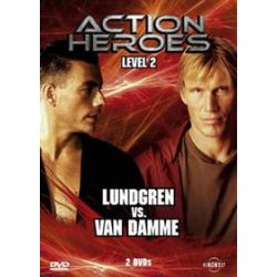Film: Action Heroes - Level 2: Lundgren vs. Van Damme  von Jean Claude Van Damme, Sidney J. Furie mit Jean Claude Van Damme, Roger Moore, James Remar, Janet Gunn, Jack McGee, Aki Aleong, Abdel Qissi,