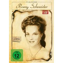 Film: Filmlegende Romy Schneider  von Ernst Marischka von Ernst Marischka mit Romy Schneider