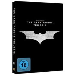 Film: The Dark Knight Trilogy  von Bob Kane, David S. Goyer, Christopher Nolan von Christopher Nolan mit Ken Watanabe, Rutger Hauer, Tom Wilkinson, Cillian Murphy, Gary Oldman, Katie Holmes, Liam