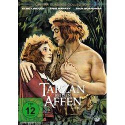 Film: Tarzan bei den Affen  von Scott Sidney von Elmo Lincoln, Enid Markey mit Elmo Lincoln, Gordon Griffith, Enid Markey