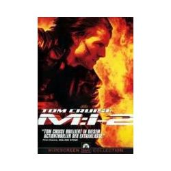Film: Mission: Impossible 2  von Robert Towne, Brannon Braga, Ronald D. Moore, Bruce Geller von John Woo mit Tom Cruise, Dougray Scott, Thandie Newton, Ving Rhames, Richard Roxburgh, John Polson,