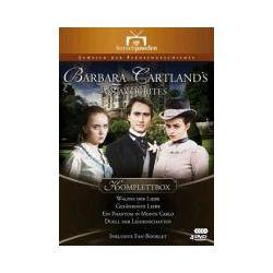 Film: Barbara Cartlands Favourites  von Terence Feely, Barbara Cartland von John Hough mit Alison Doody, Michael York, Geraldine Chaplin