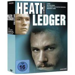 Film: Die Heath Ledger Collection (DVD)  von Terry Gilliam von Heath Ledger, Johnny Depp mit Kate Hudson, Geoffrey Rush, Johnny Depp, Heath Ledger