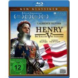 Film: KSM Klassiker - Henry V - Die Schlacht bei Agincourt  von Laurence Olivier mit Laurence Olivier, Leslie Banks, Felix Aylmer, Robert Helpmann, Vernon Greeves, Gerald Case, Griffith Jones,