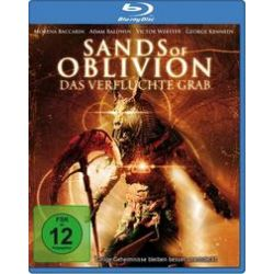 Film: Sands of Oblivion - Das verfluchte Grab  von Kevin VanHook, Jeff Coatney von David Flores mit Adam Baldwin, Victor Webster, George Kennedy, Morena Baccarin, Azie Tesfai, Richard Kind