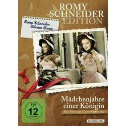 Film: Romy Schneider Edition: Mädchenjahre einer Königin  von Ernst Marischka mit Romy Schneider, Adrian Hoven, Karl Ludwig Diehl