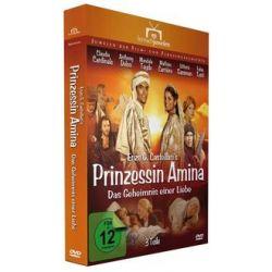 Film: Prinzessin Amina: Das Geheimnis einer Liebe - Teil 1-3  von Enzo G. Castellari mit Anthony Delon, Mandala Tayde, Virna Lisi