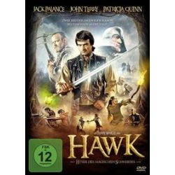 Film: Hawk - Hüter des magischen Schwertes  von Harry Robertson, Terry Marcel von Terry Marcel mit Jack Palance, John Terry, Bernard Bresslaw