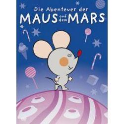 Film: Die Abenteuer der Maus auf dem Mars  von Bora Cosic, Peter Bringmann, Gaby Kubach von Miklós Temesi, Branko Ranitovic