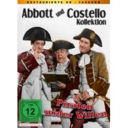 Film: Abbott und Costello - Piraten wider Willen, 1 DVD  von Charles Lamont mit Lou Costello, Bud Abbott