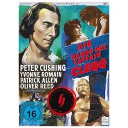 Film: Die Bande des Captain Clegg - Hammer Collection - Neuauflage  von Peter Graham Scott mit Peter Cushing, Oliver Reed, Yvonne Romain