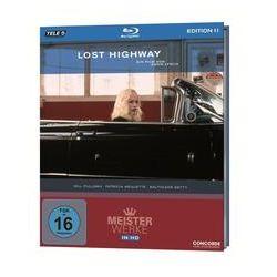 Film: Meisterwerke in HD-Edition II (8)-Lo (Blu-ray)  von David Lynch von Bill Pullman, Patricia Arquette mit Bill Pullman, Patricia Arquette, Gary Busey