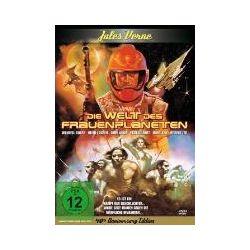 Film: Jules Verne - Die Welt des Frauenplaneten  von Arthur C. Pierce von Arthur C. Pierce mit Wendell Corey, Keith Larsen, John Agar