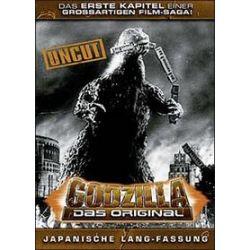 Film: Godzilla - Das Original - Japanische Langfassung  von Takeo Murata, Ishirô Honda von Ishiro Honda von Godzilla, Raymond Burr, Akihido Hirata mit Akihiko Hirata, Akira Takarada, Raymond Burr