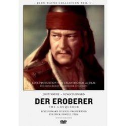 Film: John Wayne Collection - Teil 1 - Der Eroberer  von Oscar Millard von Dick Powell mit John Wayne, Susan Hayward, Lee van Cleef