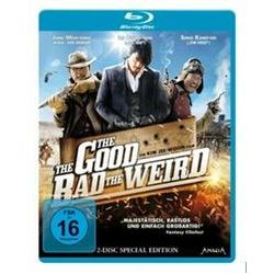 Film: The Good The Bad The Weird - Special Edition  von Min-suk Kim von Kim Jee-Woon von Kang-ho Song, Byung-hun Lee, Woo-Sung Jung mit Jung Woo-Sung, Song Kang-ho