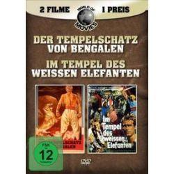 Film: Der Tempelschatz von Bengalen / Im Tempel des weissen Elephanten  von Gianni Vernuccio, Umberto Lenzi mit Sabu, Luisella Boni, Luigi Tosi