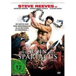 Film: Der Sohn des Spartacus - Cinema Classic Collection  von Sergio Corbucci von Steve Reeves, Jacques Sernas mit Steve Reeves, Jacques Sernas, Gianna Maria Canale