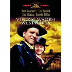 Film: Vierzig Wagen westwärts (DVD)  von John Sturges, Burt Lancaster, Lee Remick von John Sturges mit Burt Lancaster, Lee Remick, Jim Hutton, Pamela Tiffin, Donald Pleasence, Brian Keith, Martin