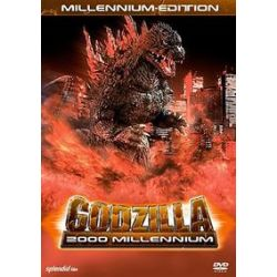 Film: Godzilla 2000 Millennium - Millennium Edition  von Michael Schlesinger, Wataru Mimura, Hiroshi Kashiwabara von Takao Okawara mit Takehiro Murata, Hiroshi Abe, Naomi Nishida, Mayu Suzuki, Shirô