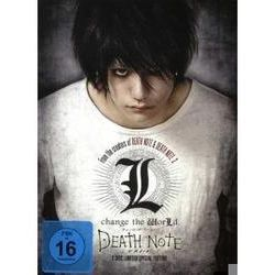 Film: Death Note - L change the World - Limited Edition  von Hideo Nakata von Kenichi Matsuyama mit Kenichi Matsuyama, Sota Aoyama, Shunji Fujimu, Tatsuya Fujiwa