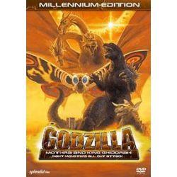 Film: Godzilla, Mothra and King Ghidorah: Giant Monsters All-Out Attack - Millennium Edition  von Masahiro Yokotani, Shûsuke Kaneko, Keiichi Hasegawa von Shuusuke Kaneko mit Chiharu Nîyama, Ryudo