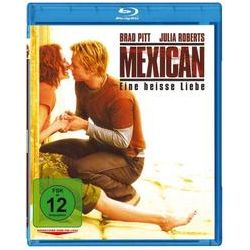 Film: Mexican - Eine heisse Liebe (Blu-ray)  von J. H. Wyman von Gore Verbinski mit Brad Pitt, Julia Roberts, James Gandolfini, J.K. Simmons, Bob Balaban, Sherman Augustus, Michael Cerveris, Gene