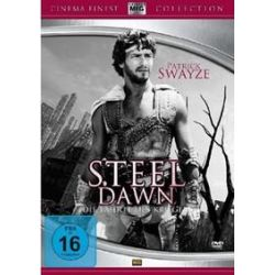 Film: Steel Dawn - Die Fährte des Sieger  von Doug Lefler von Lance Hool von Patrick Swayze, Anthony Zerbe mit Patrick Swayze, Anthony Zerbe, Christopher Neame, John Fujioka