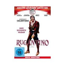 Film: Rugantino - Der Scharfe Husar  von Pasquale Festa Campanile von Adriano Celentano, Pippo Franco mit Adriano Celentano, Claudia Mori, Paolo Stoppa
