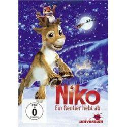 Film: Niko - Ein Rentier hebt ab  von Michael Hegner, Kari Juusonen von Ein Rentier hebt ab Niko