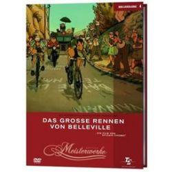 Film: Meisterwerke Edition 4: Das große Rennen von Belleville  von Sylvain Chomet von Sylvain Chomet