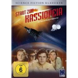 Film: Science Fiction Klassiker: Start zur Kassiopeia  von Avenir Zak, Isai Kuznetsov von Richard Wiktorow mit Wolodja Sawin, Wassil Merkurjew, Innokenti Smoktunowski, Sascha Grigorjew, Olja