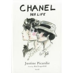 Chanel - Her Life, Her Life by Justine Picardie, 9783869302621.