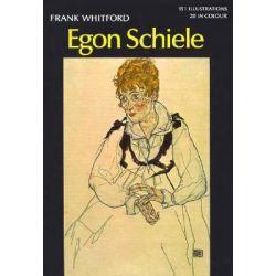 Egon Schiele by Frank Whitford, 9780500181836.