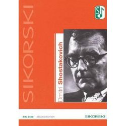 Dmitri Shostakovich Catalog of Works, 2nd Edition by Dmitri Shostakovich, 9783940982315.