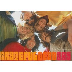 Grateful Dead 365 by Holly George-Warren, 9780810972827.