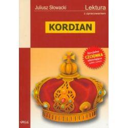 Kordian - lektury z omówieniem, liceum i technikum - Juliusz Słowacki