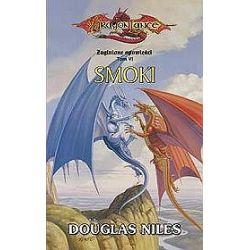 Smoki. Zaginione opowieści - tom 6 - Douglas Niles
